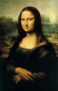 Мона Лиза (Л. да Винчи, ок. 1503 г.)