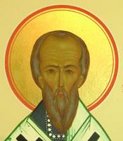Образ Апостола Климента (2 этап плави)