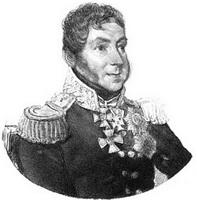 А.И. Горчаков (карандашная манера, 1810-е г.)