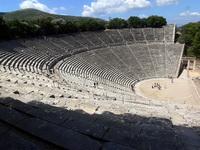 Античный театр в Эпидавре