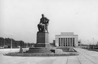 Памятник А.С. Грибоедову (В.В. Лишев, 1959 г.)
