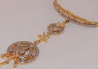 Индийское ювелирное украшение