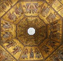 Мозаика (Баптистерий Сан Джованни во Флоренции)