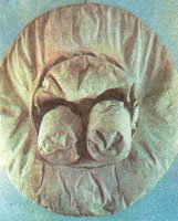 Гигантская шведская люстра (К. Олденбург)