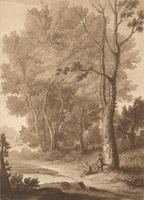 Пейзаж (Р. Эрлом, 1803 г.)