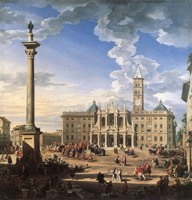 Римская базилика Санта Мария Маджоре