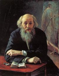 Портрет Н.Н. Ге (Н.А. Ярошенко)