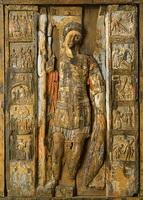 Святой Георгий с житием