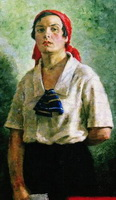Делегатка (Г.Г. Ряжский, 1927 г.)