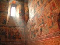 Фрески Троицкого собора в Ипатьевском монастыре (1652-1653 г.)