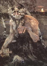 Пан (М. Врубель, 1899 г.)