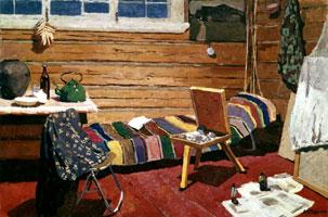 Наша комната (В.Ф. Стожаров)