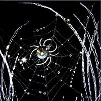 Картина Swarovski Бриллиантовые сети