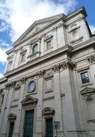 Рим. Церковь св.Карла