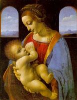 Мадонна Литта (Леонардо да Винчи)