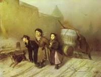 Тройка (В. Перов, 1866 г.)