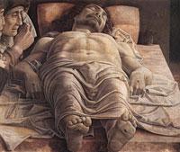 Мёртвый Христос (А. Мантенья)