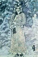 Снегурочка (М.А. Врубель, 1900 г.)