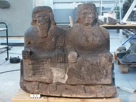 Ученые воссоздали сирийские статуи