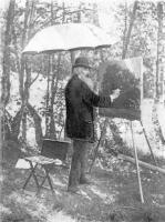 Шишкин за работой...1891