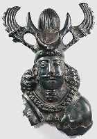 Бюст Сасанидского царя