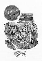 Фронтиспис III главы Книги Руфь