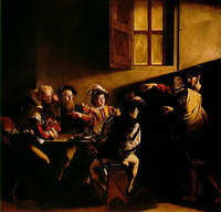 Призвание Святого Матфея (Караваджо)