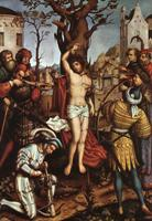 Святой Себастьян - покровитель непослушных детей