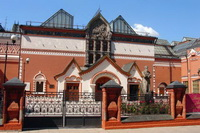 Здание Третьяковской галереи