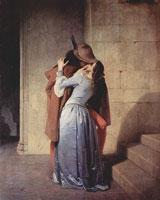 Поцелуй (Франческо Хайес)