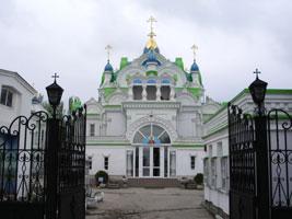 Свято-Екатерининская церковь