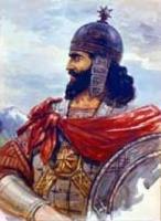Сасанидский воин