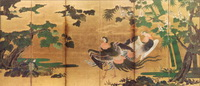 Феникс и Пуловния (Тоса Митсуоси)