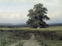 Среди долины ровныя (И.И. Шишкин)