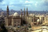каир. мечеть-медресе султана хасана. 1356-63.( Египет.)