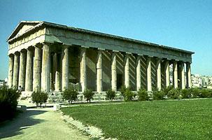 Храм Посейдона в Пестуме