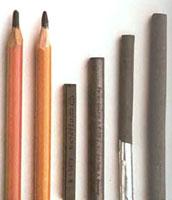 Угольные карандаши