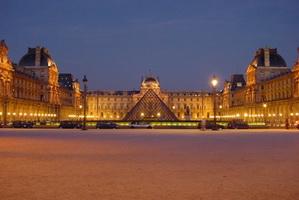 Музей Лувр в Париже