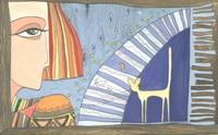 Египетские кошки (В. Кидрий)