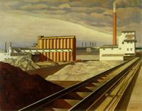 Классический пейзаж (Ч. Шилер, 1931 г.)