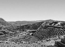 Театр в Сегесте. Эллинистический период