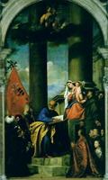 Мадонна семьи Пезаро (Тициан, 1526 г.)