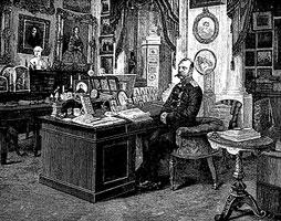 Рабочий кабинет Александра II