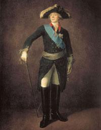 Портрет Павла I (С.С. Щукин)