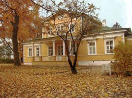 Государственный музей-заповедник А.С. Пушкина (Болдино)