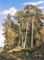 Сосновый лес. 1866