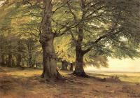 Тевтобургский лес.1865