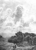 Облака над рощей. 1878