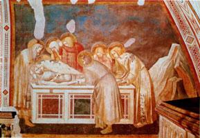 Положение во гроб (П. Лоренцетти)