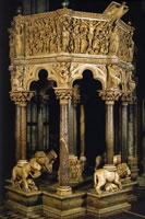 Кафедра (Баптистерий Сан Джованни в Пизе)